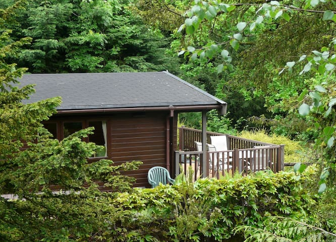Mockerkin Tarn Luxury Log Cabin - Cumbria - Casa de campo