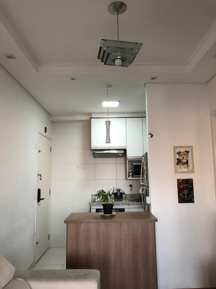Apartamento Studio, Alto do Ipiranga