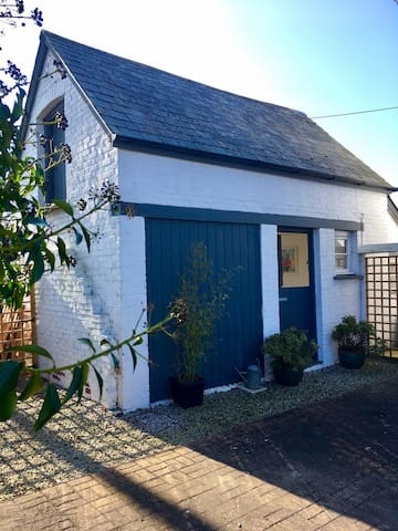 Beautiful Coach House rural Devon - Highampton - Appartement