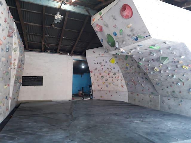 PARED TALCA climbing gym