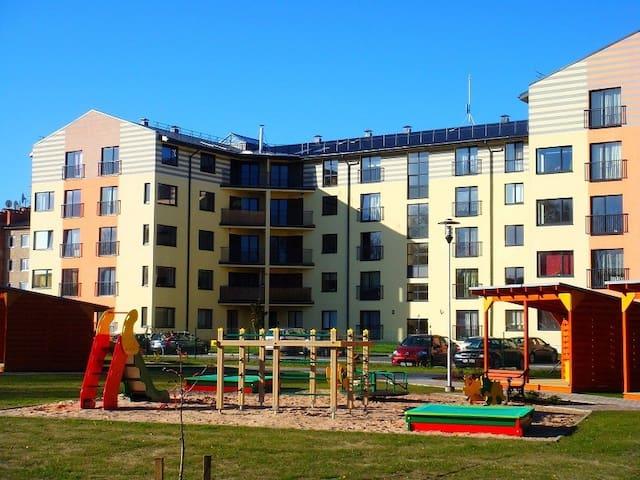 Newly Built Modern Apartment - Sigulda - Daire