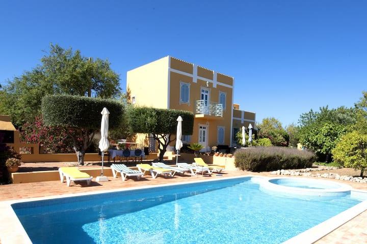 Mansión maravillosa en Loulé, Algarve con piscina privada