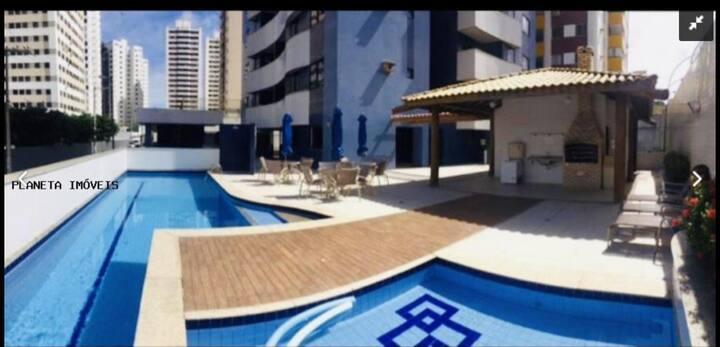 Excelente acomodação em Salvador - Bahia