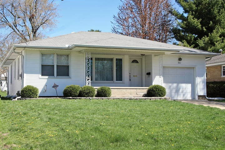 Beautiful family home centrally located