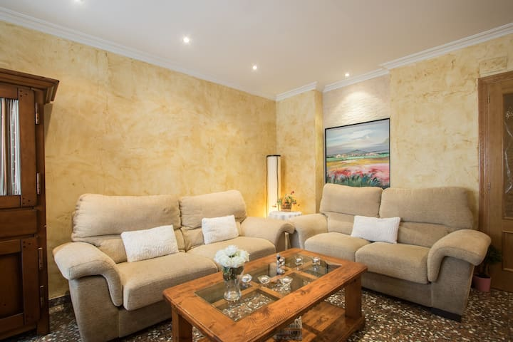 Rent house for 6 people in Elche
