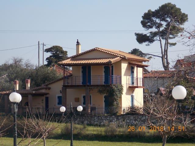 Dora's House in Cefalonia