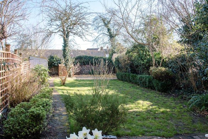 A superb recently refurbished cottage in Lavenham