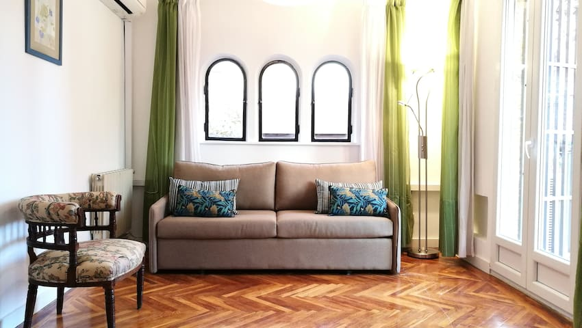 Apartamento Unico en el barrio de Salamanca/Wifi