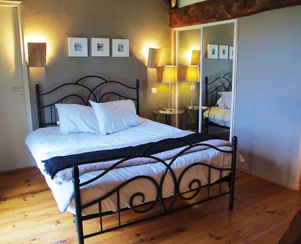 Chambres d'hôtes Le Bourdiel : La bergerie