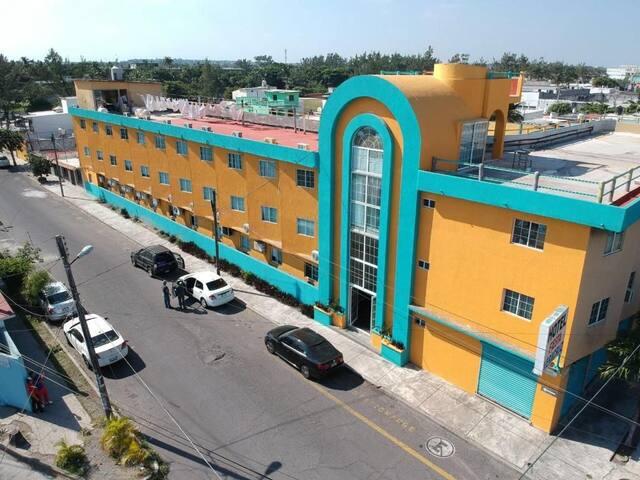Habitación fiesta Veracruz