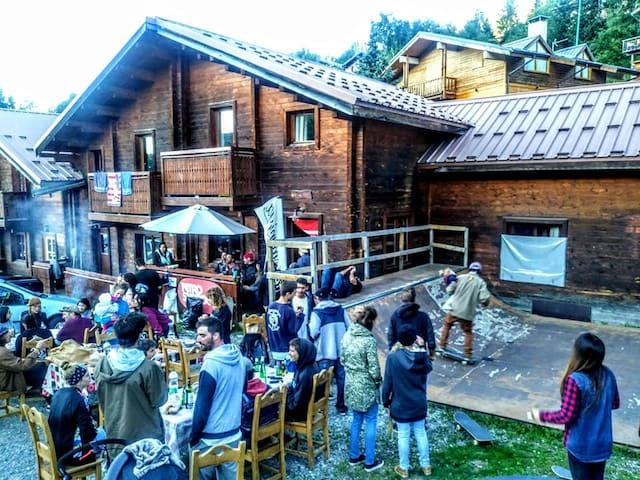 Chalet Floçon Les 2 Alpes 10 place + wifi &terrace