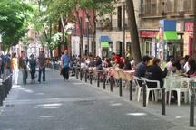 Calle Lavapiés