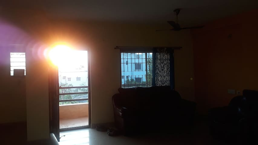 Vizag GVB stay Entire Flat for 6 Persons