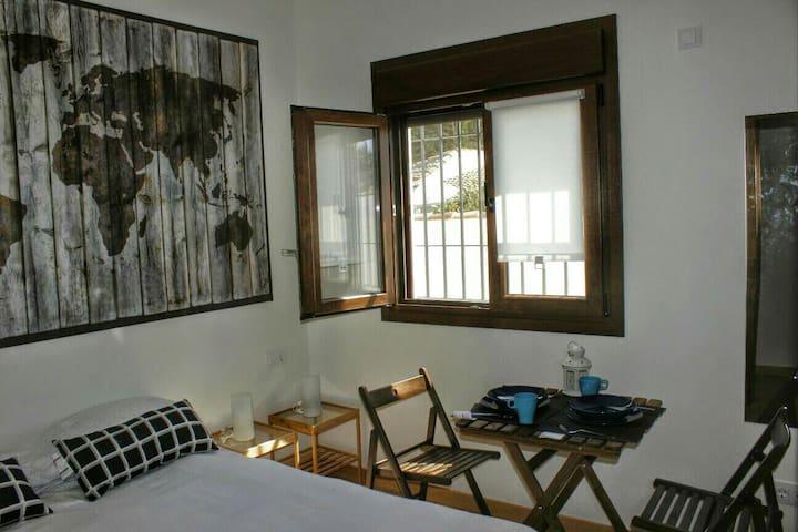 HABITACION DOBLE EN CHALET DE LUJO - Chiclana de la Frontera - Huis