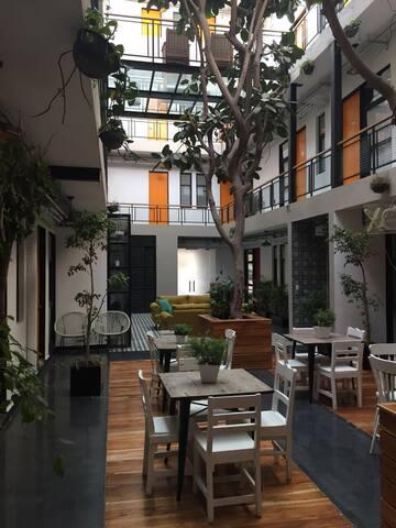 Loft en el corazón de la Ciudad de México