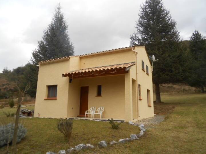 Maison au coeur des Hautes-Corbières à LANET