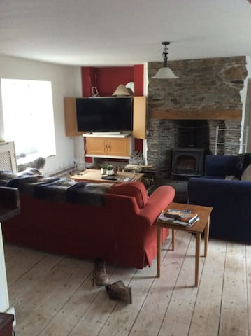 Loft apartment Harberton - Harbertonford