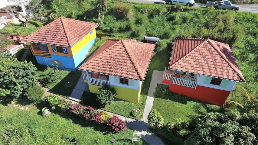 Charmant bungalow avec vue imprenable