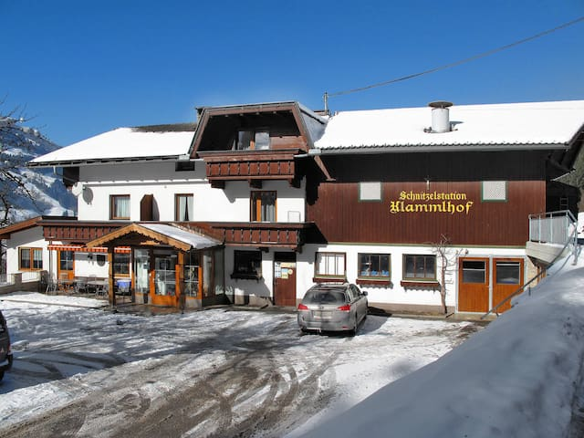 Apartment Klammlhof for 3 persons