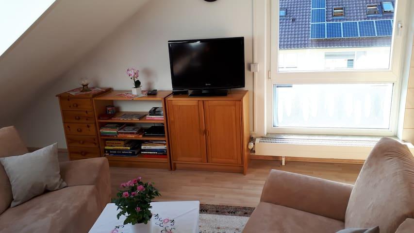 Helle Wohnung in Gerlingen (bei Stuttgart)