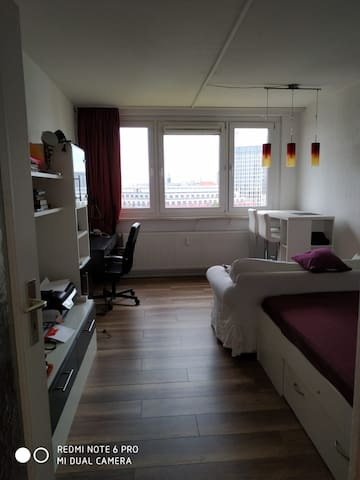 1 room Appartment in Mitte near the Alexander Pltz