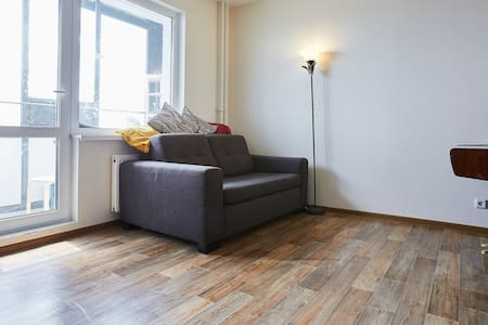 Spacious & bright appartment - Sankt-Peterburg