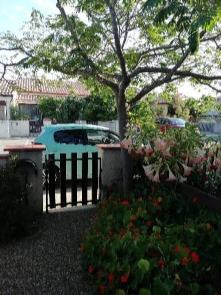Maison coquette Lafranqui