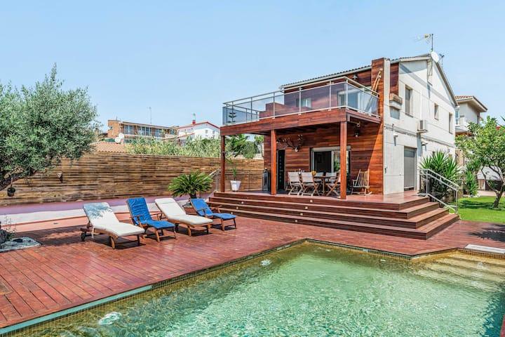 Villa Fernando the ideal family holiday home