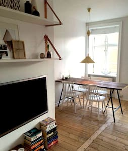 Funky apartment in the heart of CPH