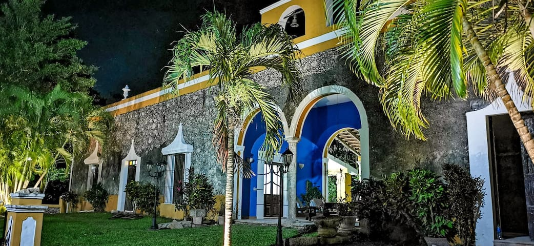 Stunning Hacienda for a perfect stay in Yucatan