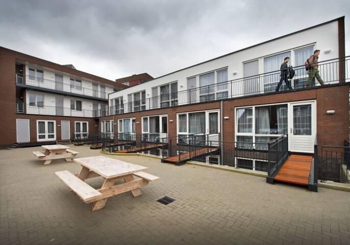 Mooi appartement centrum nijmegen! - Nimwegen - Wohnung