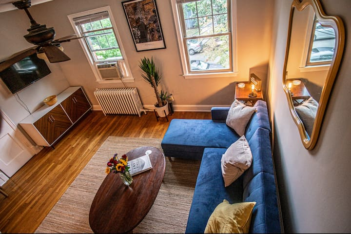 Two Bedroom Apt in Brookland (right by metro!)