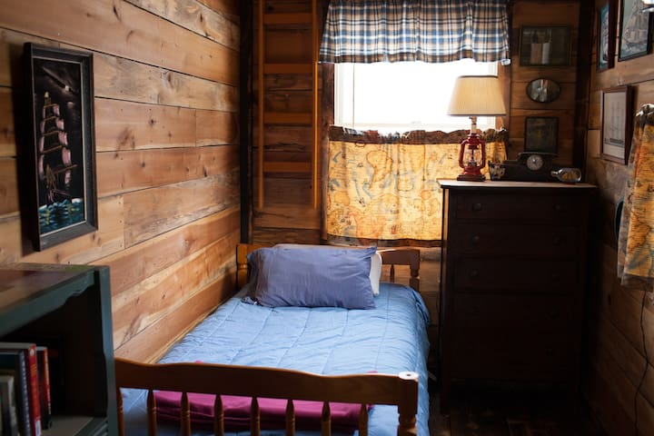 Seneca House- Single Person Room - Seneca Rocks - Cottage