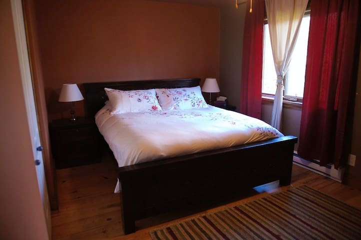 O'bordeleau - Double Room w/Shared Bathroom - Luskville - Wikt i opierunek