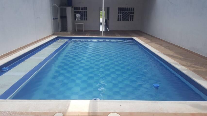 Casa de descanso LOS BUGANVILES