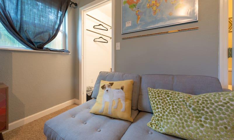 The Studio: Hip, spacious, cozy | Downtown, MCO