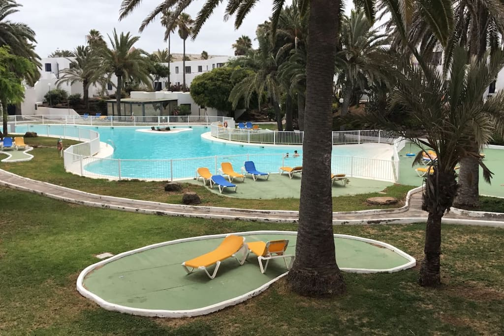 Swimming pool for guests only relax in and around this fabulous pool