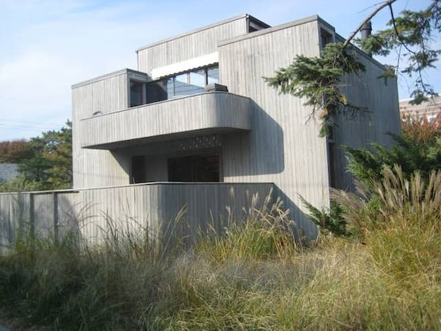 Sunflooded architect-designed 4-br home (Seaview)