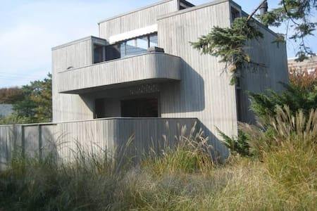Sunflooded architect-designed open plan 4-br home - Ocean Beach - Hus