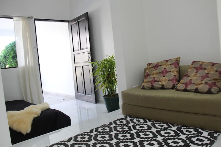 Cozy Studio in best area of Escazu - Escazu - Huoneisto