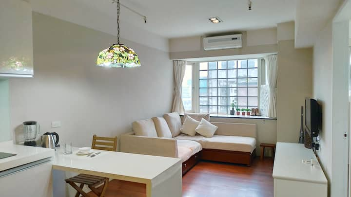 Taipei Zhongshan 017| Double apartment