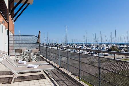 Comfy 1bdr apt w/terrace - Marina di Ravenna