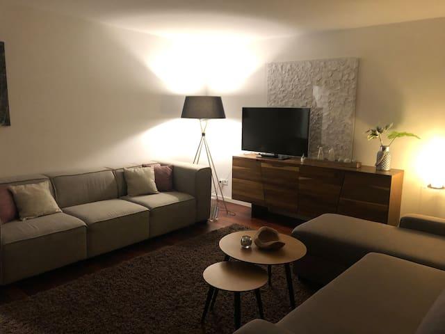 Elegante Wohnung nahe an München