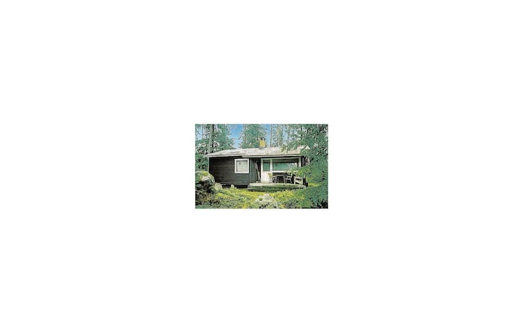 Holiday cottage with 2 bedrooms on 40 m² in Simlångsdalen