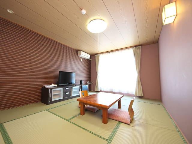 ホテルラクーン 通常和室8~10畳 【最大2名利用】