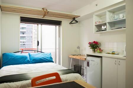 Affordable Central Studio - Melbourne - Apartment