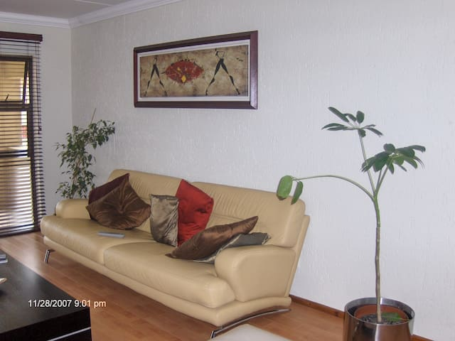 Beautiful apartment in paulshof