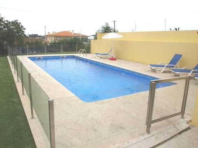 Casa de férias com piscina na Póvoa de Varzim - Póvoa de Varzim - Casa