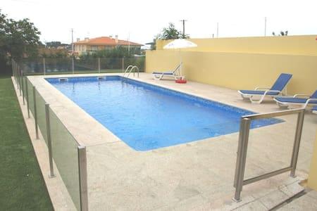 Holiday villa with pool in Póvoa de Varzim - Póvoa de Varzim
