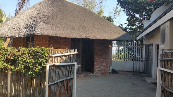 Thatch Outbuilding